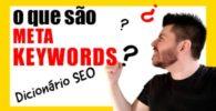 O que são meta keywords