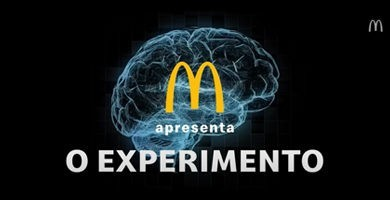 experimento neuromarketing mc donalds